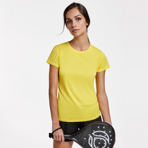 Camiseta Técnica Mujer Roly...